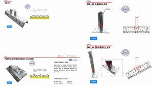 Linee vita certificate con progetto e fascicolo tecnico, ampia disponibilità di materiali e soluzioni.